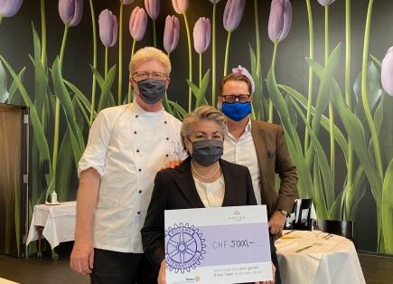 """RC Zurich-Limmattal """"Gastro Unterstützungsfond"""" für unsere Gastwirte"""